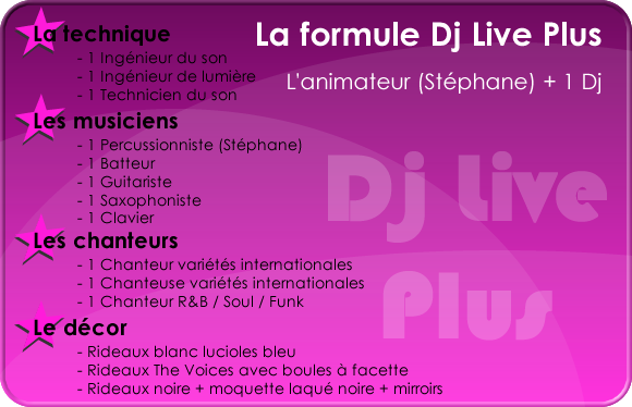 the voices dj live mariage juif. Black Bedroom Furniture Sets. Home Design Ideas