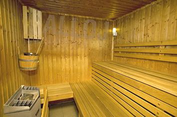 Sauna séparé