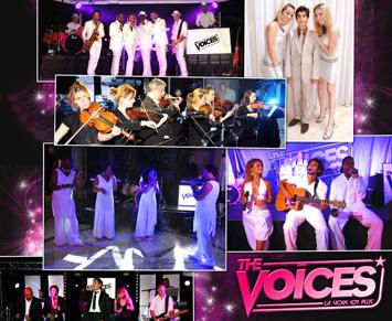 orchestre mariage juif the voices - Orchestre Mariage Juif