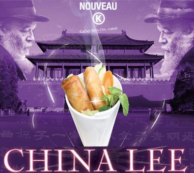 China Lee restaurant cacher